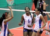 Cuba vs Dominicana en Veracruz 2014