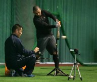 Frederich Cepeda entrenamientos en Japón
