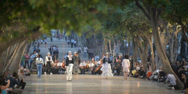 Desde Paris a La Habana: Chanel en Cuba