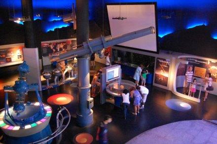 Salas del Planetario da Gávea
