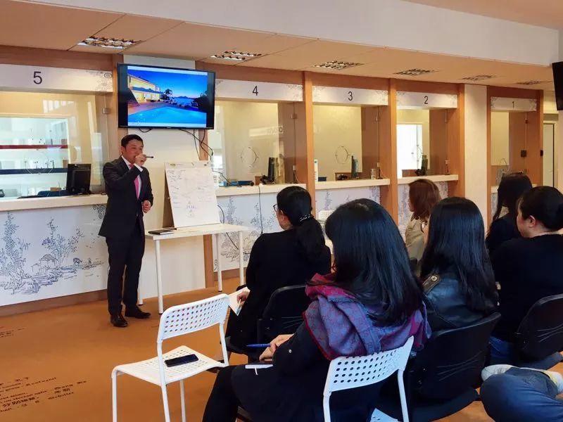 【聚焦】CUB联手慕尼黑中国签证服务中心举办讲座