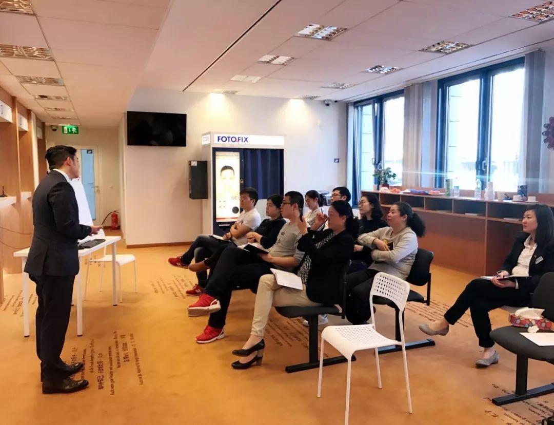 巴伐利亚中企促进会联手慕尼黑中国签证服务中心举办讲座