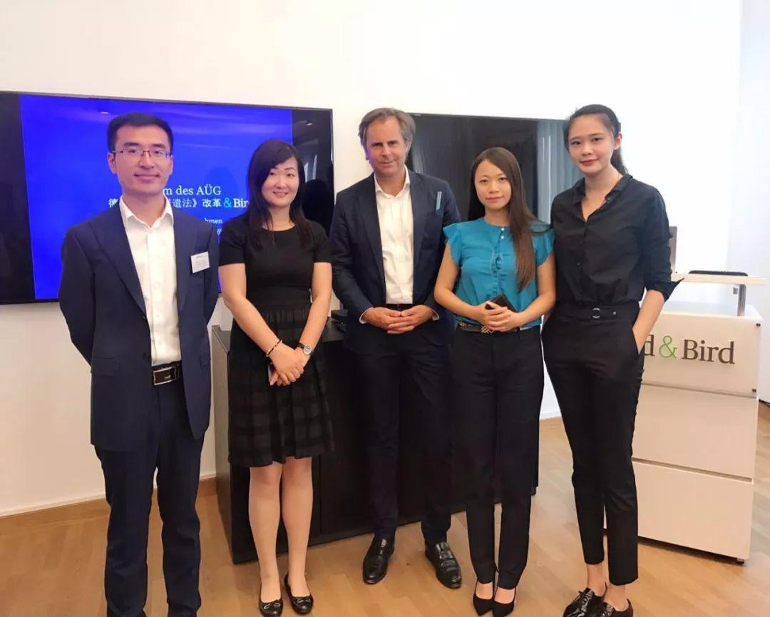 CUB携手会员企业鸿鹄律师事务所成功举办《解约保护法》专题讲座