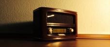 Ein klassisches Radio
