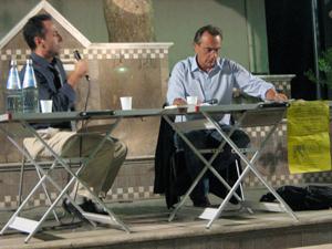 Bondi intervista Morosini