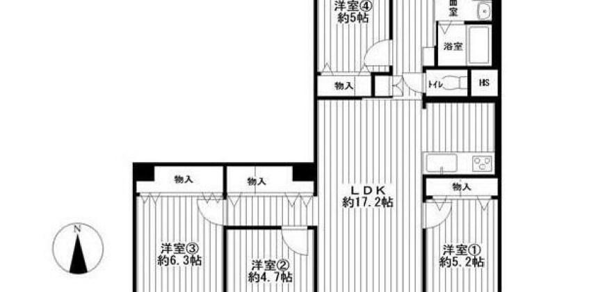 茨木市売りマンション