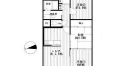 吹田市売りマンション。