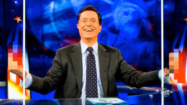 Daily Show and Colbert Report in HD