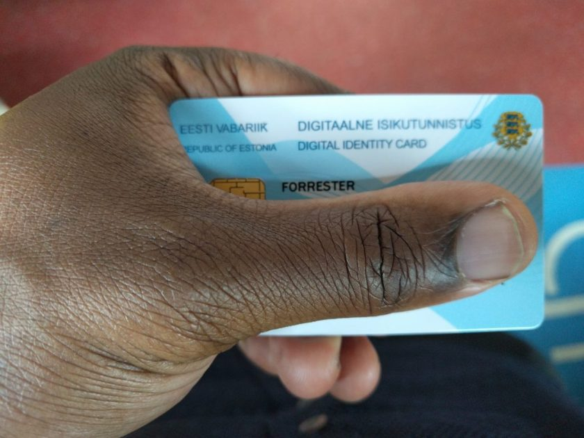 My Estonian e-residency ID