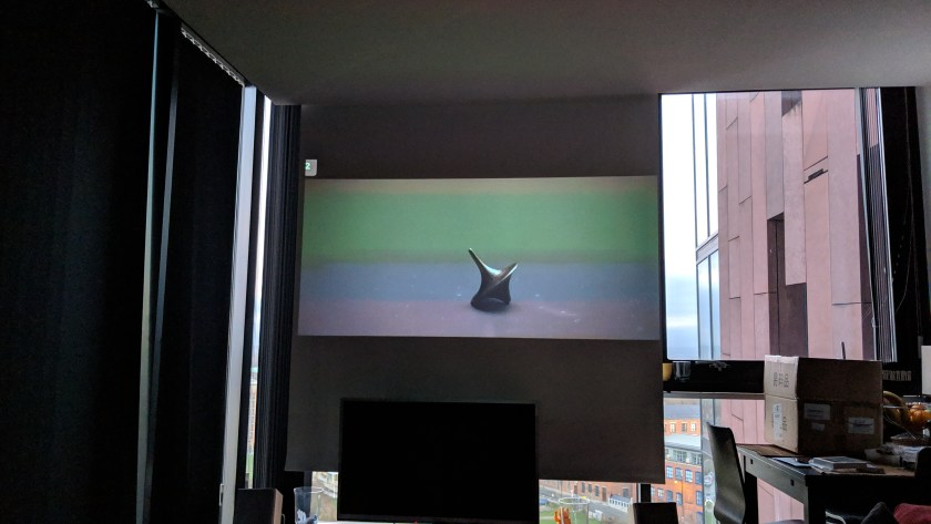 Inception on the big screen