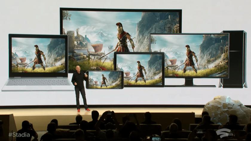 Google Stadia on every platform