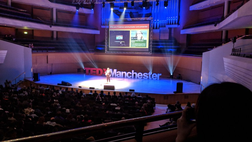 TedX Manchester 2019