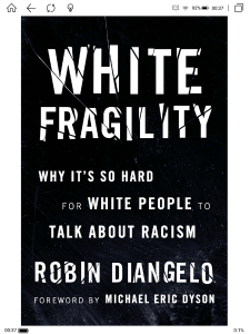 Why Im no longer talking with white people about race book