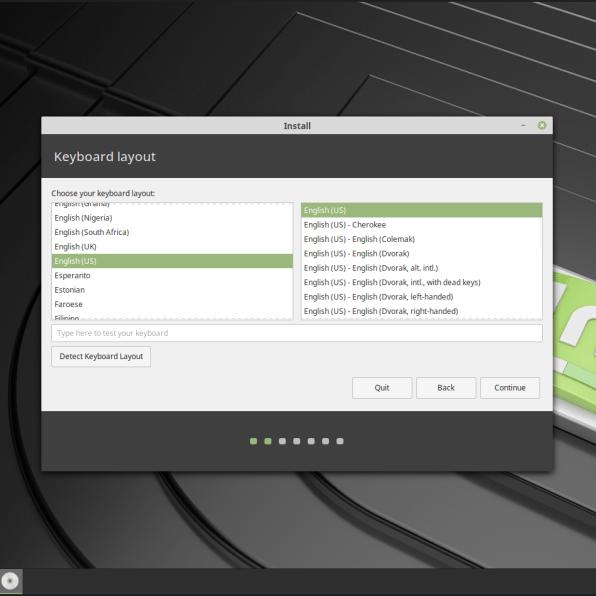 linuxmint-03-keyboard layout