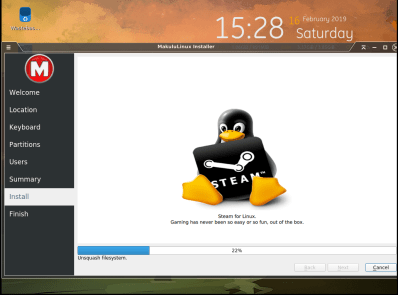 MakuluLinux-14-Install