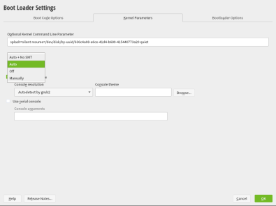 openSUSE Leap 15.1 Installation 23