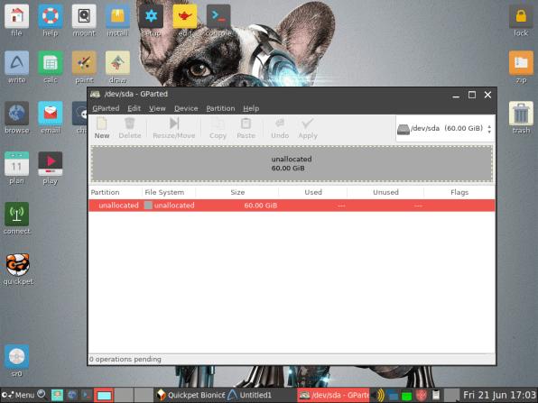 PuppyLinux VM 14