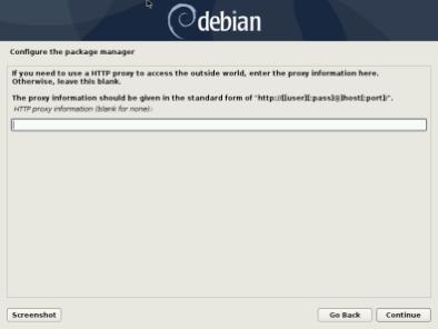 Debian 10 23 Installation