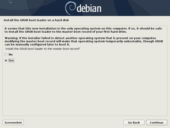 Debian 10 29 Installation