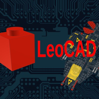 LeoCAD 21.06 Title