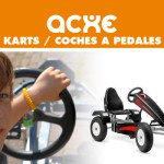 Karts. Coches a pedales