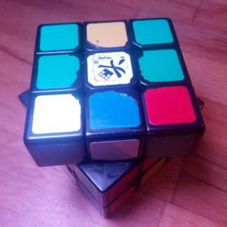 Cubos de Rubik de segunda mano