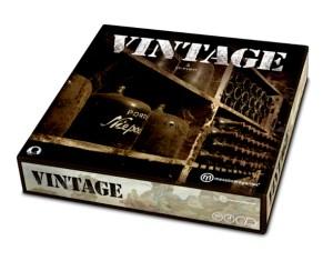 Caja de Vintage