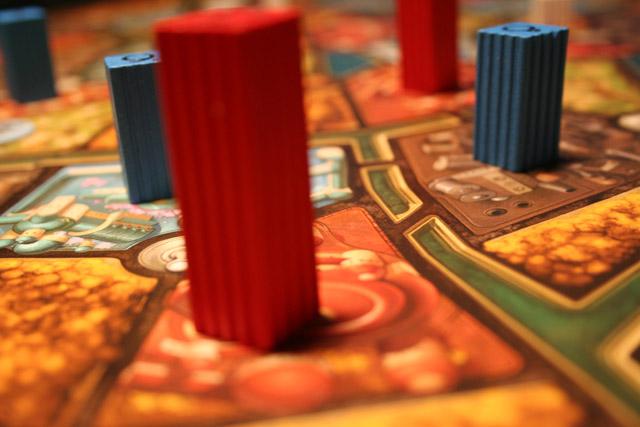 Las torres de Metropolys