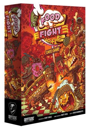 Caja de Food Fight