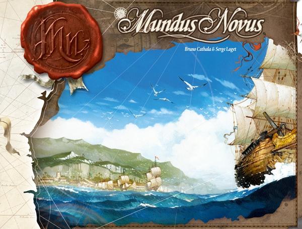 Portada de Mundus Novus