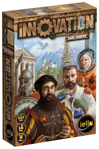 Nueva caja de Innovation de la edición de Iello