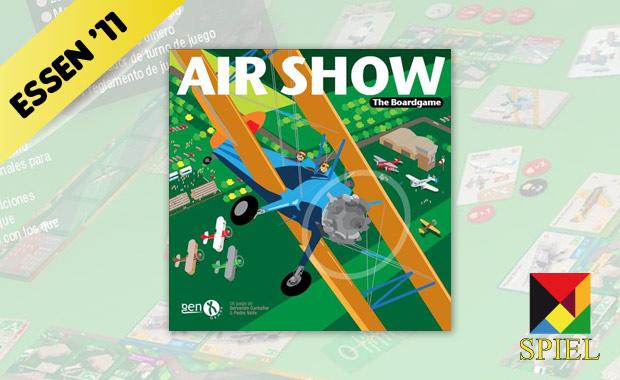 Spiel Air Show Gen X games Spiele