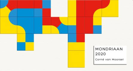 Portada de Mondriaan 2020