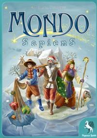 Posible portada de Mondo Sapiens