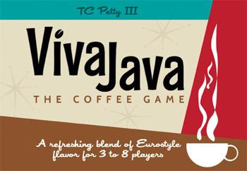 Portada de VivaJava: The coffee game