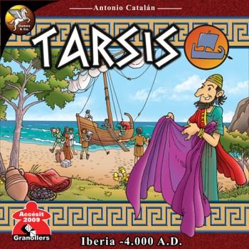 Portada de Tarsis