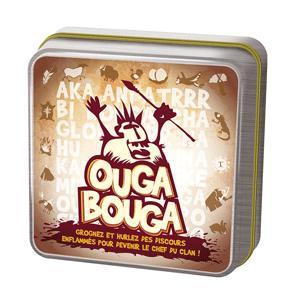 Caja de la edición francesa de Ugha Bugha!