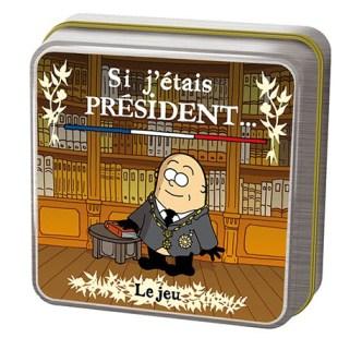 Caja de Si j'etais president