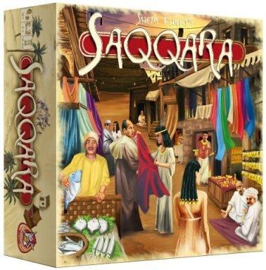 Caja de Saqqara