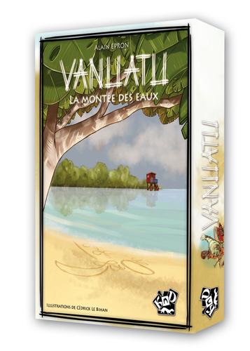 Caja de Vanuatu: La Montee des Eaux