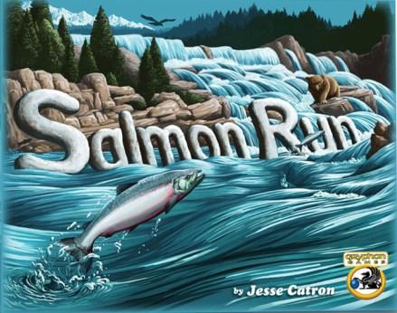 Portada de Salmon Run