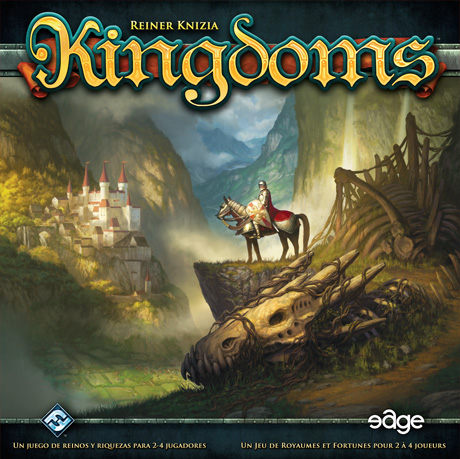 Portada de Kingdoms