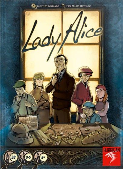 Portada de Lady Alice