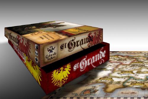 Imagen promocional de El Grande