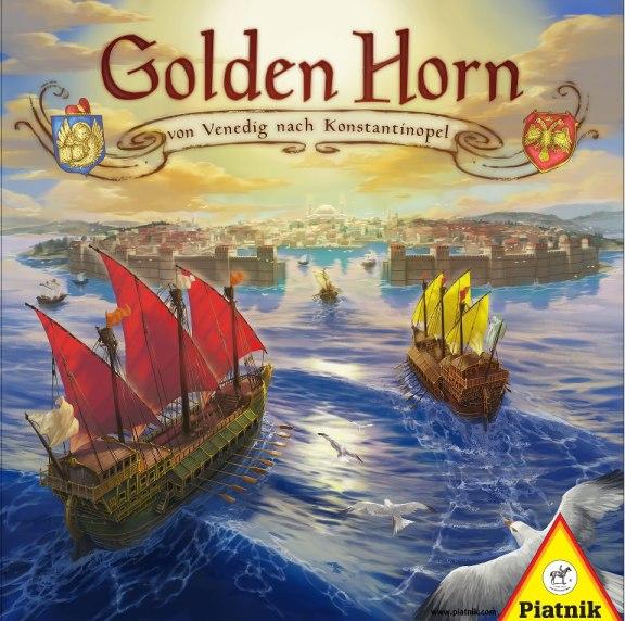 Portada de Golden Horn - Von Venedig nach Konstantinopel