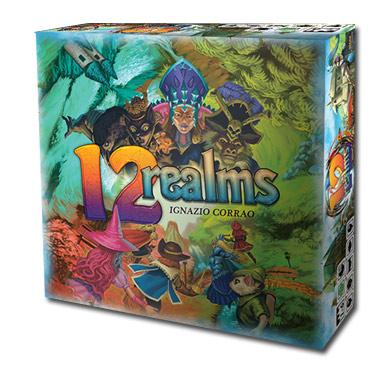 Caja de 12 Realms