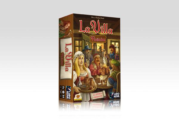 Caja de la edición española