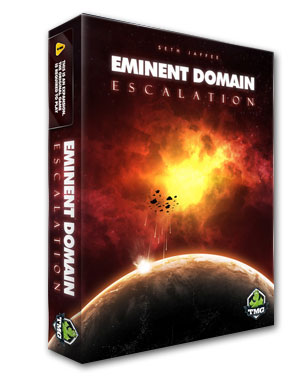 Caja de Eminent Domain: Escalation