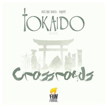 Portada de Tokaido Crossroads