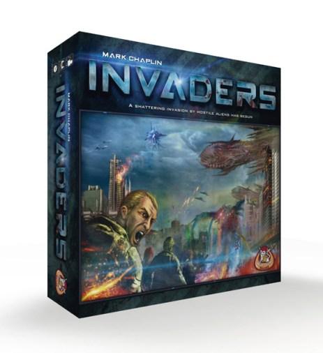Caja de Invaders